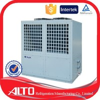 Alto AHH-R500 quality certified ecnomic price air source heat pumpe with green gas of R407c and R410a capacity up to 60kw/h