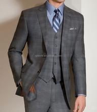 2015 new arriving high trade 100% wool formal men suite