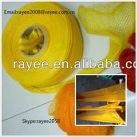 pp tubular fabric /roll for making pe woven bag,malla de polietileno en rollos
