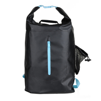 waterproof pvc duffel bag custom logo small pvc bag waterproof bag for teens
