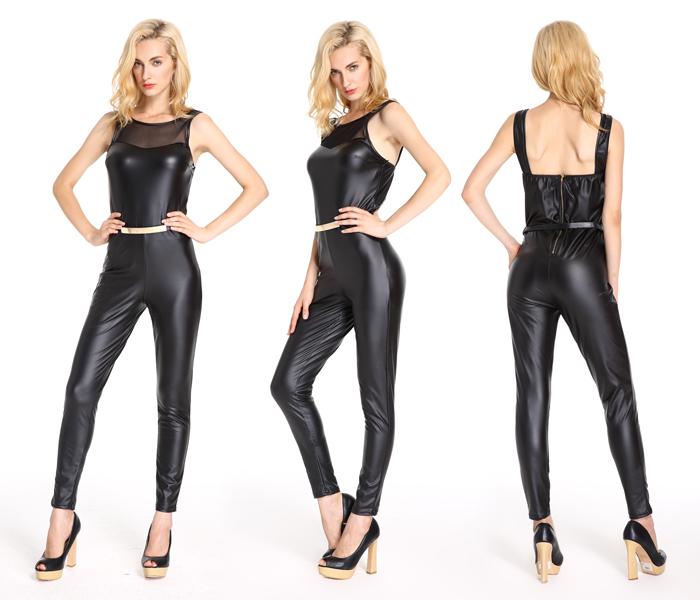Women skinny jeans back