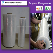 PE Stretch Wrap Film for Industrial Plastic Sealing