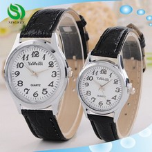 Direct selling classic couple lover wrist watch for men and women