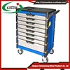 27 inch wide eight drawers tool cabinet , truck tool box