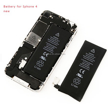 mobile Phone built-in Battery for iphone 4