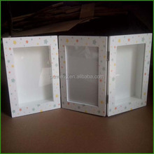 MDF Baby First Year Hand And Foot Print Photo Frame