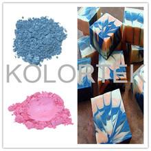 Mica Powder Soap Colorants, Soap Mica Pigments, Cosmetic Pearl Pigments