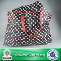 Custom Cheap Recycled Laminated PP Woven PP Shopping Bag