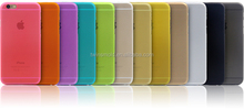 0.35mm Ultra Thin Mobile Phone Case for iPhone 6s Case Colorful