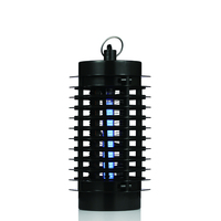 Electric high quality mosquito killer black indoor light