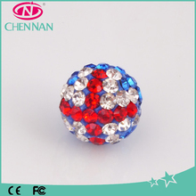 Charming Beads Supplier Factory Price Bead Landing Shamballa Mixed Color