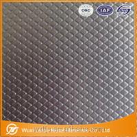 5083 embossed aluminum plate for working platform