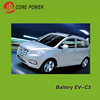Golf Electric Cars 4 Wheel Vehicle Electrical Automobile Made in China