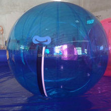 water ball on sale , LZ-W666 china cheap durable inflatable water sphere/aqua running balls/water bubble ball