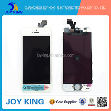 2015 Guangzhou supplier New arrival OEM original new lcd screen For iPhone 5 lcd with digitizer colorful assembly