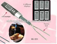 digital fork thermometer