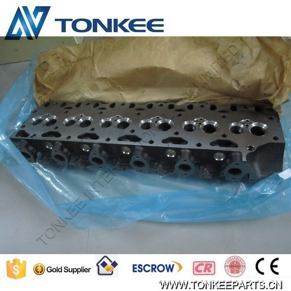 VOLVO EC290B engine clinder head VOE 20489008 (2)