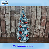 Decorative Artificial Christmas Tree for Home and Holiday Decorating