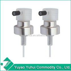 CS-3001 Yuyao Yuhui Commodity hot sale wholesale non spill perfume 0.05-0.08cc/T 18mm crimp sprayer