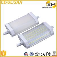 Retrofit Ceramic Dimmable Lamp 15W 20W 30W 118mm led r7s 20w, 5630 led r7s