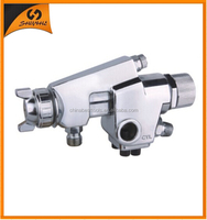 Automatic Spray Gun feed type nozzle size 1.2mm-2.5mm HVLP spray CE Certification Water Transfer Printing Equipment