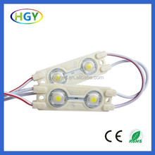 160 degree 12v smd 5050 led module for alphabet letter