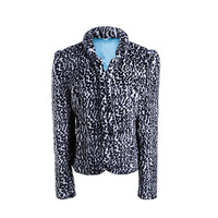 Wholesale price Luxury design fur coat lady