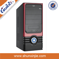 high quality wearable acrylic handle computer case tower