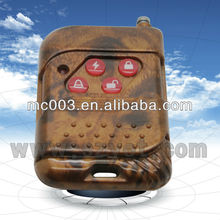 Wireless remote control specialized for garage door