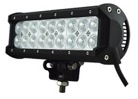 2015 Hotsell high lumen 2 rows Auto parts led light bar for truck
