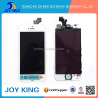 in stock complete lcd display touch screen digitizer for iphone 5 assembly replacement