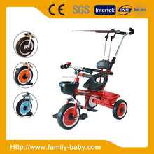 New model tricycle kids metal tricycle baby stroller tricycle