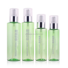 factory outlets 100ml 120ml 150ml 200ml thick lotion pet cosmetic bottle