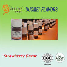 Liquid strawberry flavour in drink,flavour and fragrance enhancer
