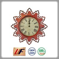Wholesale Price High Quality Collections Luxury Antique Wall Hanging Clock