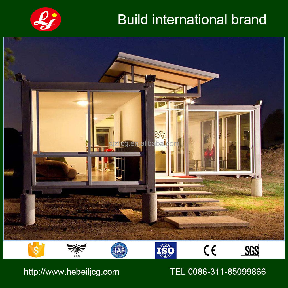 High Quality Fully Furnished Luxury Kits Prefab Shipping