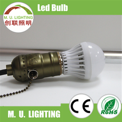 Made in China 110V 220V 2W 4W 6W 8W led bulb for Asia market in low cost