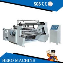 HERO BRAND aminating and slitting machine