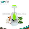 Plastic vegetable garlic onion chopper