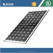 SOLAR power street light solar cell panel 150w 12v solar panel