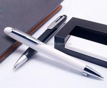 metal clip twist promotional gift pen