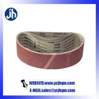metal sanding belts and discs