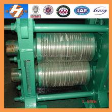 Laminación panel rolling máquina de hierro fundido chatarra precios