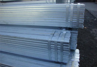 mild steel galvanized square hollow sections
