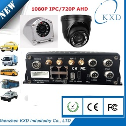 Wholesale waterproof SD Card Portable bus DVR professional player V8