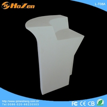 Supply all kinds of LED table for buffet,high modern coffee LED table