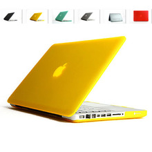 Matt Rubberized Hard Case For Apple Macbook Pro 13''
