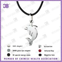 Hot Fashion christmas gift charm fish energy Pendant of animal Jewelry