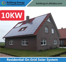 10kw 15kw solar system grid tied solar panels system with the MPPT,high quality
