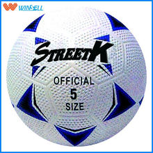 popular competitive rubber soccer ball manufacturers